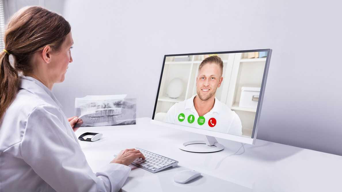 Какво е бъдещето на теледенталната медицина?